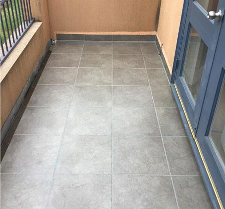 Budget Seal Balcony floor repair